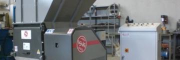 ET M22-60 egytengelyes daráló 200-400 kg/h